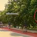 Πάρκαρε το αυτοκίνητο πάνω στον ποδηλατόδρομο στο κέντρο των Τρικάλων