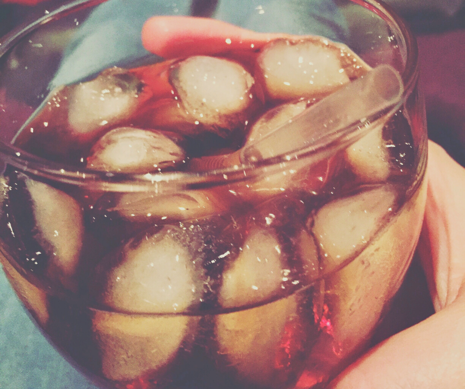 About | Bourbon and Coke, My Favourite Drink.