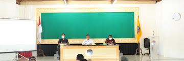 Rapat Koordinasi Pencegahan dan Penanggulangan COVID-19 di Ruang Lubung Kantor Wali Kota Tarakan