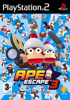 Ape Escape 3 PAL PS2