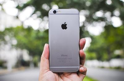Đien thoai iPhone 6 quoc te