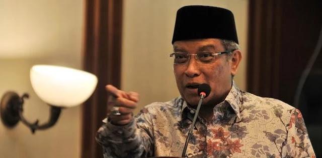Said Aqil: Bukan Hanya Santri, Rakyat Juga Ditinggal Setelah Pemilu