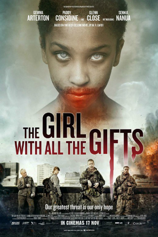 The Girl with All the Gifts [2016] [DVDR] [NTSC] [Subtitulado]
