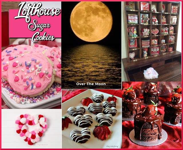 Over The Moon Linky Party. Share NOW. 2 hostesses - 5 features. #linkyparty #OTM #eclecticredbarn #overthemoon