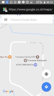 lokasi transera waterpark