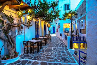 Milos Islands: Villages