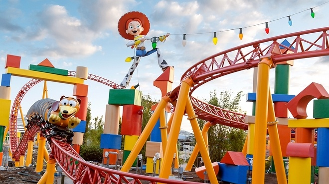 Toy Story Land, Hollywood Studios, 2018