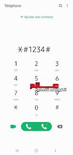 طريقة معرفة هاتف Samsung galaxy A10 .  galaxy A20  A40  A50  A60 A30  A70  A80  galaxy A90  galaxy A21 ... اصلي أو مقلد