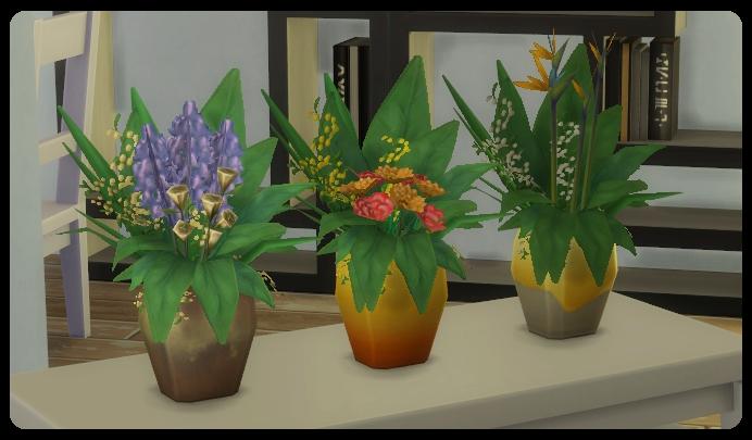 Sims 4 Blumenbinden  NerdGedanken  Rollenspiel Gaming Phantastik  mehr