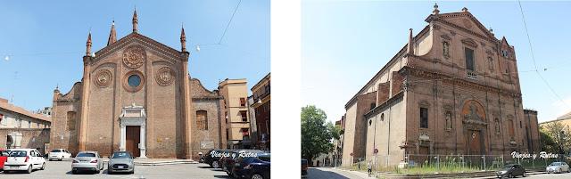 Iglesia de Santo Estefano y San Domenico de Ferrara