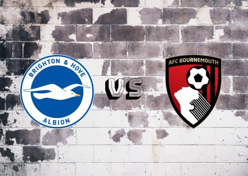 Brighton & Hove Albion vs AFC Bournemouth  Resumen