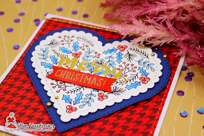 #newtonsnook #newtonsnookdesigns #handmadecard #cardmaking #stamping #nnd #card #cardmaking #handmade #stampset #dieset #paperart #hobby #drawing #dutchcardmaker  #christmascard #diy #patternpaper #MeowyChristmasPaperPad #holidaycard #copicmarker #crittercard #PrehistoricChristmasstampset #ChristmasPheasantstampset #HeartfeltHolidaysstampset