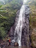 Wisata Coban Watu Ondo Pacet Mojokerto