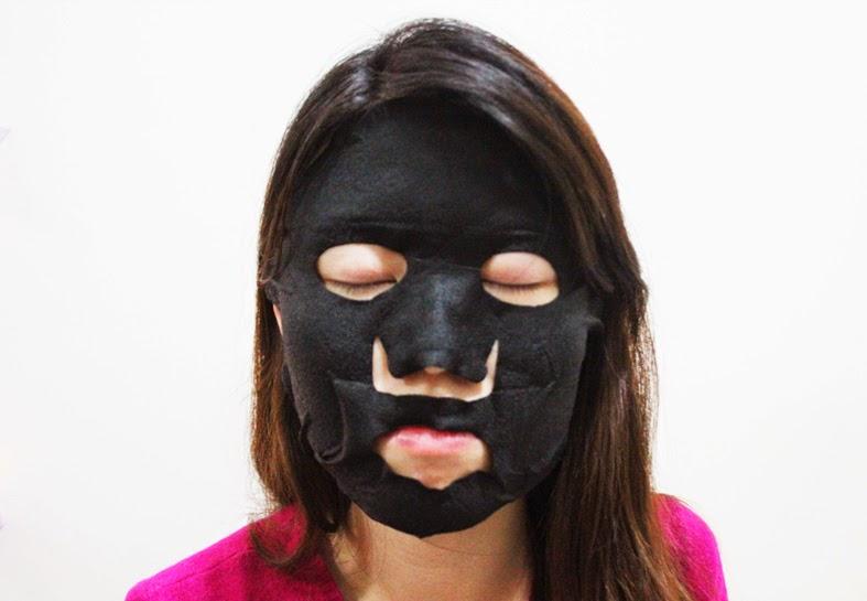 SampleStore: My Beauty Diary Black Obsidian Moisturizing Black Mask
