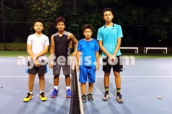 Bagus Sandika Yusaka, Atlet Tenis Yunior yang Bercita-Cita Ingin Harumkan Indonesia