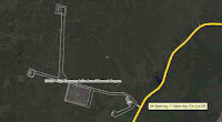 Informasi HAARP: Foto Stasiun HAARP dari satelit khusus