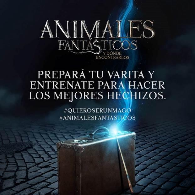 AnimalesFantásticos