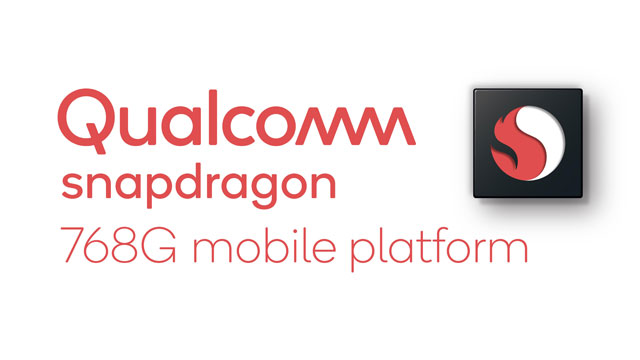 Qualcomm Snapdragon 768G Mobile Platform