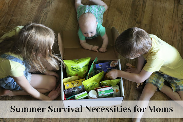 Summer Survival with kids