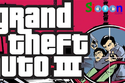 Download and Install Games Grand Theft Auto III (GTA 3) for PC Laptop