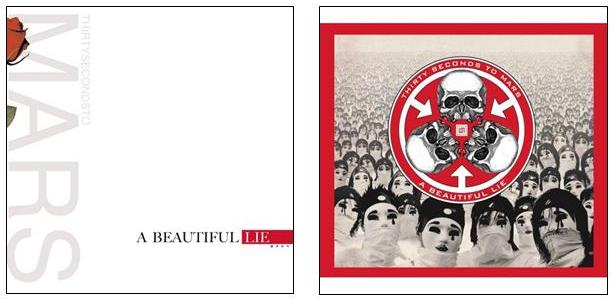30 seconds to mars a beautiful lie album lyrics
