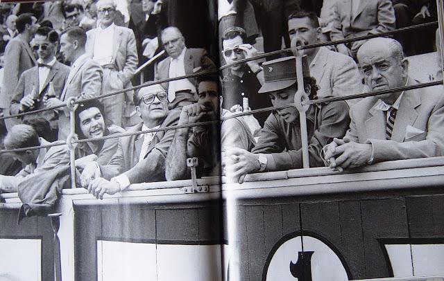 Che Guevara, las ventas, toros, plaza, Madrid, torero, taurino
