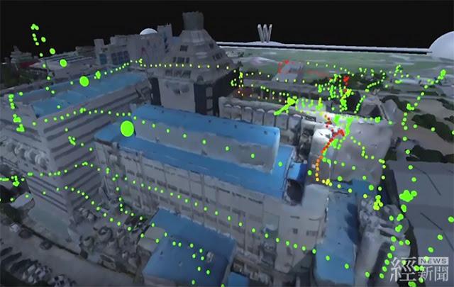 工業區空汙防治導入AI 環保稽查效能提升6倍