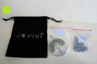 ausgepackt: JOVIVI Edelstein Chakra-Anhänger Baum des Lebens Anhänger Pandent mit 56cm Kette,Lebensbaum Halskette für Damen Herren