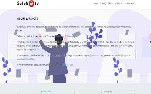 5 Apps Destructing Sendiri buat Menghantar Mesej Selamat atau Tetap Diatur