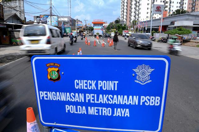 Gerindra Minta Pemprov DKI Tak Lanjutkan PSBB di Jakarta