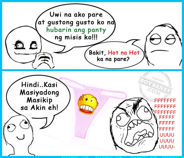 Tagalog Magkumpare Jokes and Pinoy Pare Jokes ~ Boy Banat