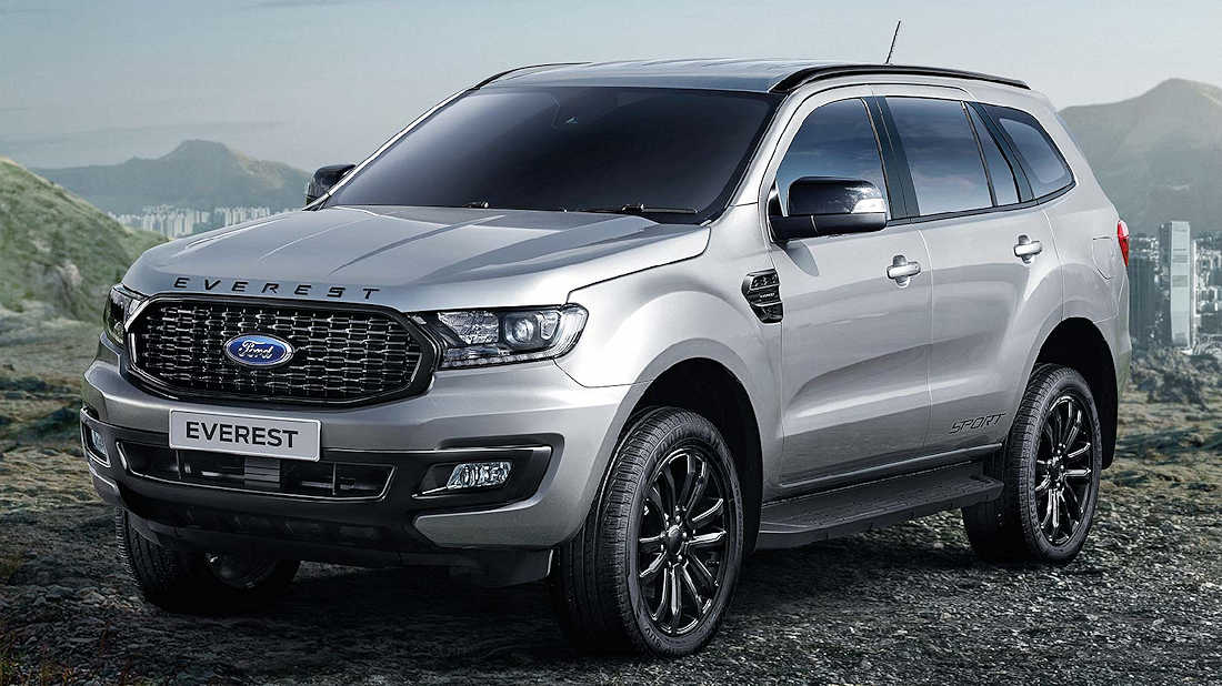 Ford Ph Launches 2020 Everest Sport At P 1 868m W Specs 15 Photos Carguide Ph Philippine Car News Car Reviews Car Prices