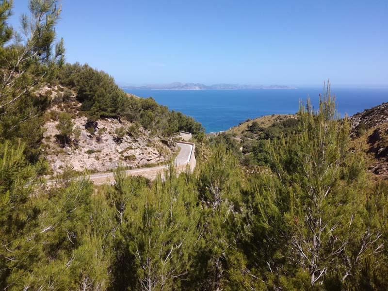 Strada per l'Ermita de Betlem