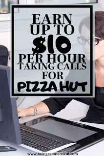 Earn Extra Income From Home As A Call Agent With Pizza Hut