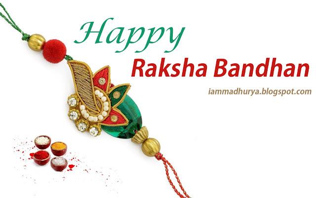 happy raksha bandhan images - IamMadhurya.com ...