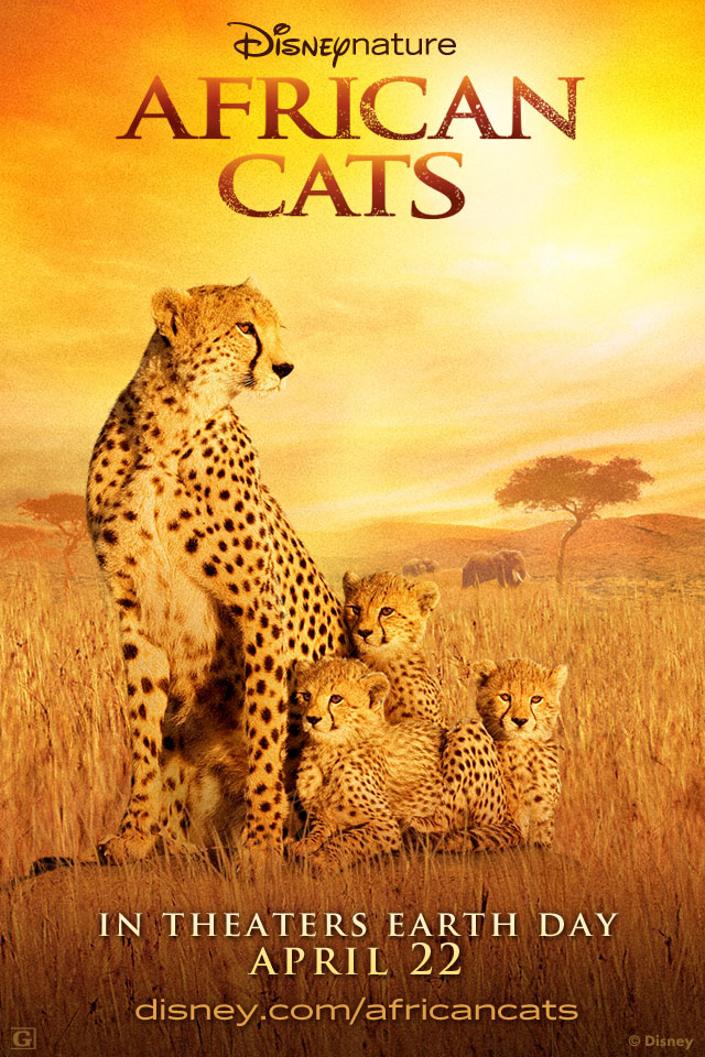 african cats movie box office