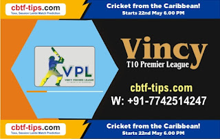 Who will win Today Vincy Premier League T10 4th match LSH vs DVE?