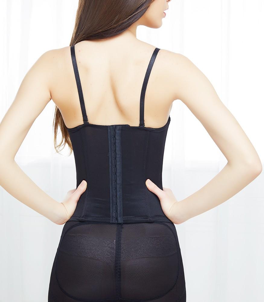Memilih Korset Pelangsing Yang Bagus Dan Terpercaya Bambo Natural Slimming Suit Sophie Martin Paris Original Harga Murah