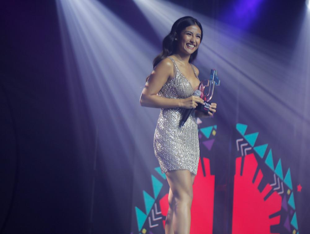 TikTok Awards Philippines 2021, Sanya Lopez