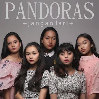 Pandoras - Jangan Lari MP3