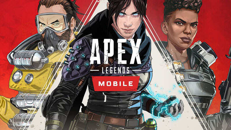 Apex Legends Mobile closed beta test will begin this month!