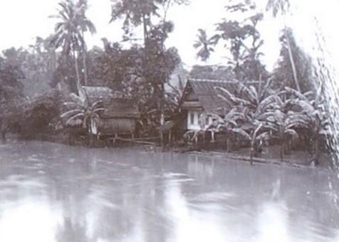 Banjir yang terjadi di Sulawesi Selatan pada masa kolonial Belanda