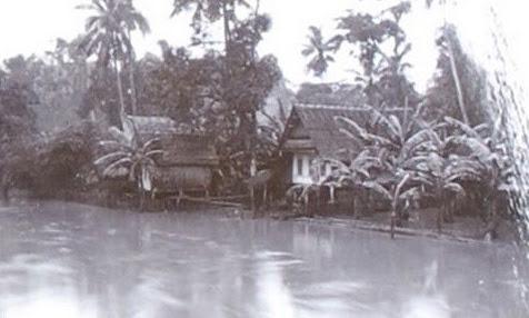 Banjir Besar Pernah Melanda Barru Pada Tahun 1935