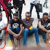 Police Parade Burnaboys Manager And Armed Robbery Gang Hired To Rob Mr 2Kay