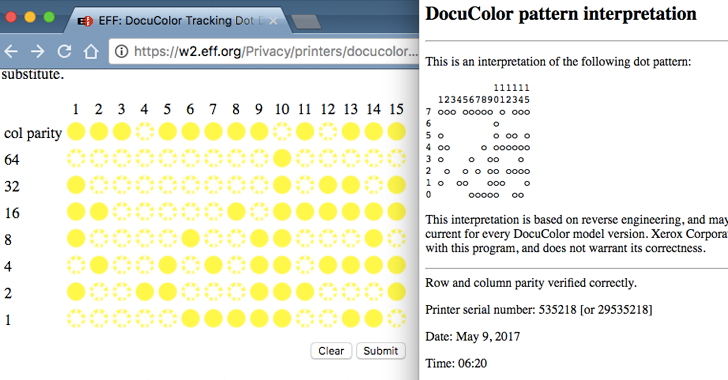 yellow-dots-printer-tracking-code