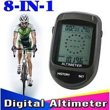 Altimeter 8 in 1 with Bike Holder DA13 @082217294199
