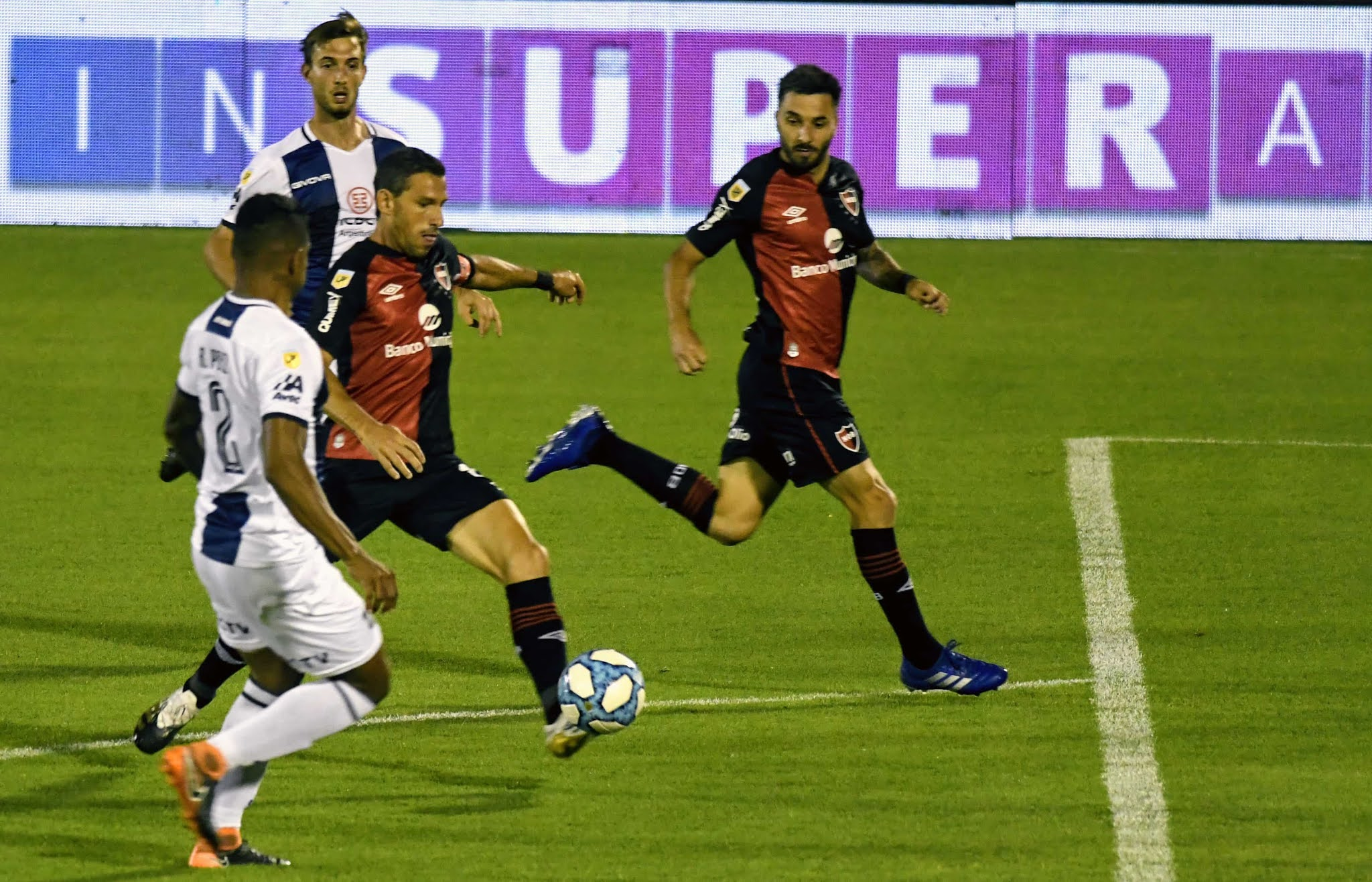 Newell's 1-1 Talleres