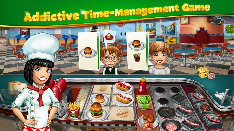 download Cooking Fever MOD APK 7.0.1 [Unlimited Money] Terbaru 2020 1