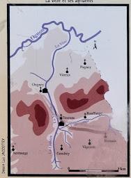 Ruisseau la Veze à Gendrey