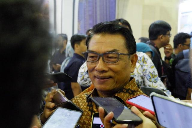 Habis Manis Sepah Dibuang, Moeldoko ke Buzzer Jokowi: Merugikan!